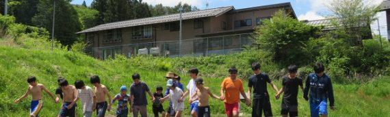 春の田んぼの学校